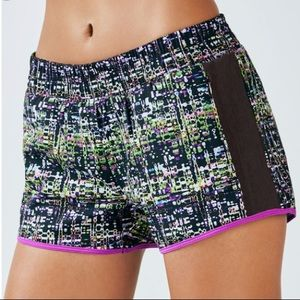Fabletics Fallon Compression Lined Athletic Shorts